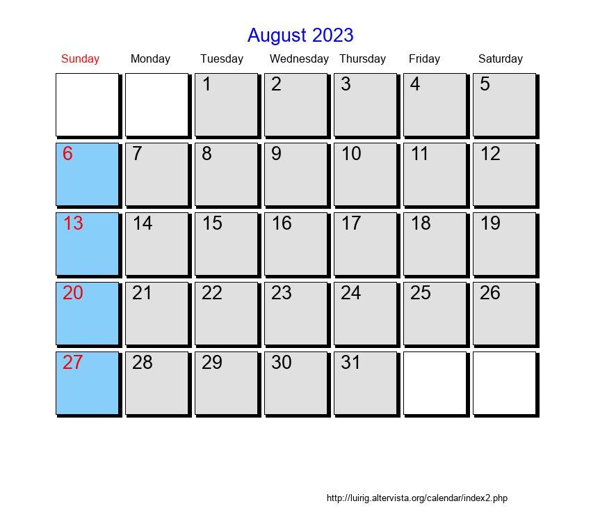 September 2015 Calendar Clipart - Clipart Kid