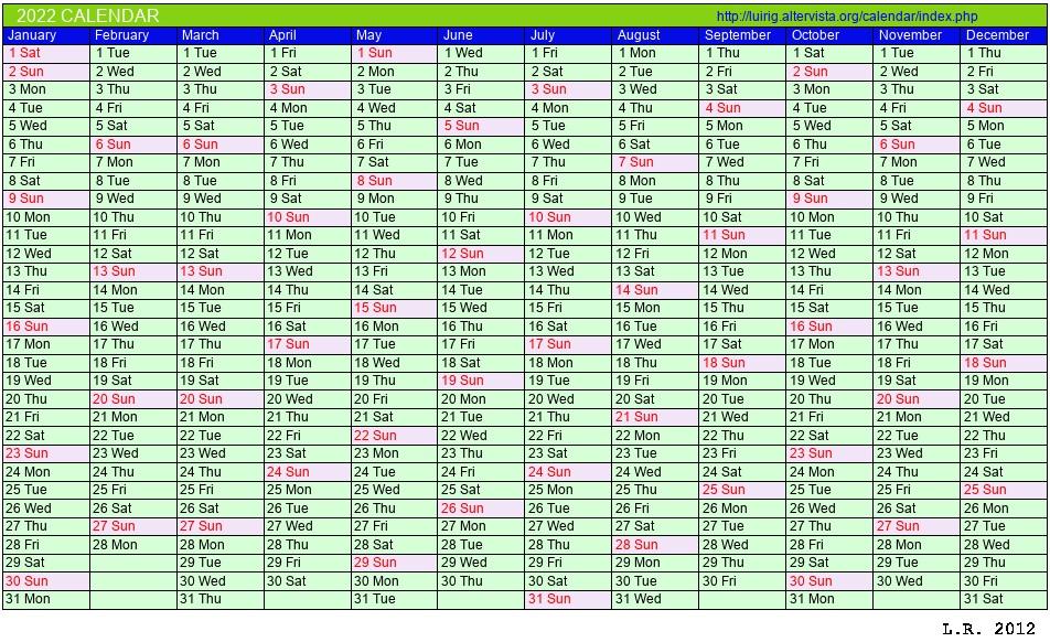 Cal Poly Calendar 2022.2022 Calendar
