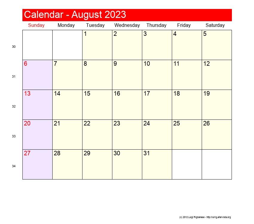 4 Best Images of 2006 Calendar Printable - Free Printable 2007 ...