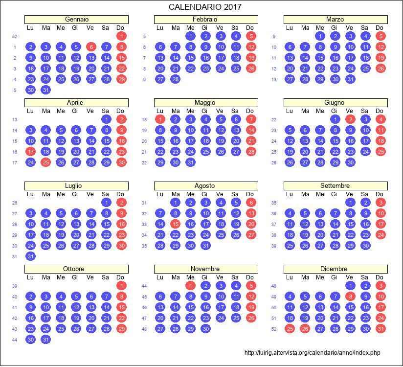Calendario novembre 2017 con santi e fasi lunari Calendario 2017 con lunas