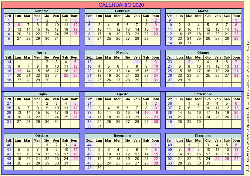 Calendario Uomini 2020.Calendario Uomini 2020 Calendario 2020