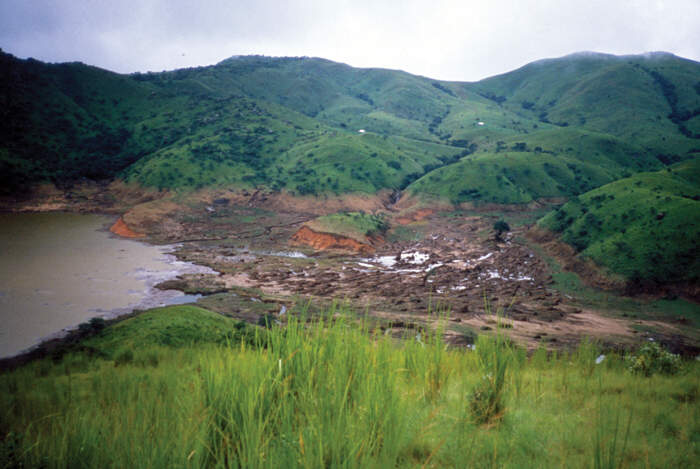 Image result for photos of lake nyos