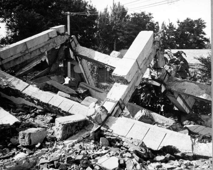 tangshan earthquake essays The tangshan earthquake: the deadliest earthquake to strike in the twentieth century occurred on july 28, 1976 near the east coast of the republic of china.