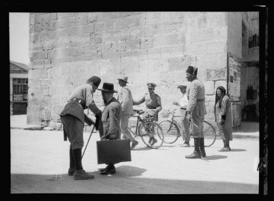 N.IT. Foto - Palestine disturbances during summer 1936. Jaffa ...