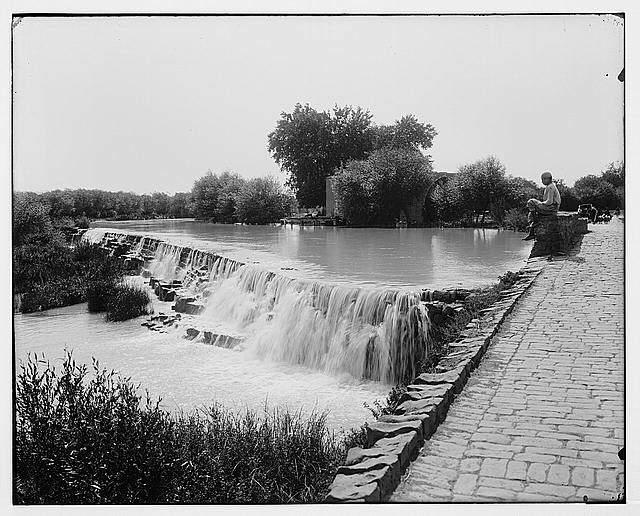 Abana River Damascus River Abana