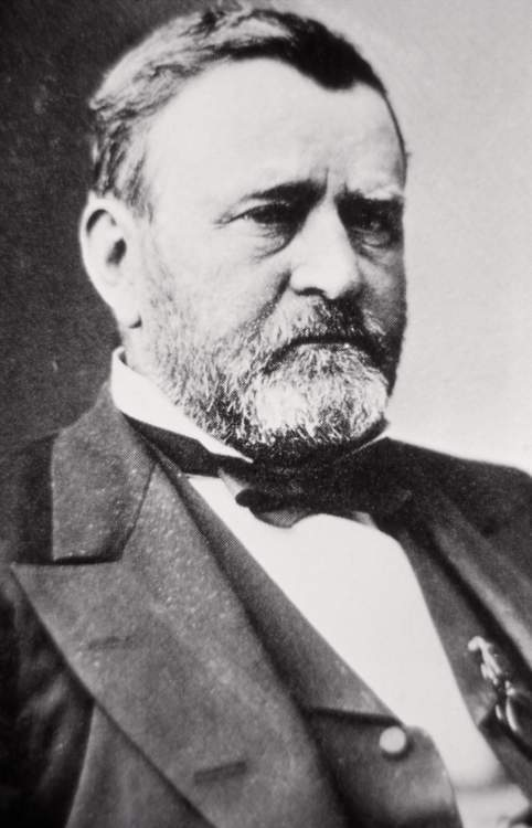 ulysses s grant. President Ulysses S Grant